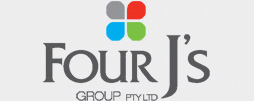 Four J's Group PIY LTD logo